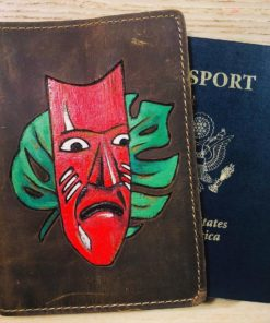 BurnWizard Passport Cover