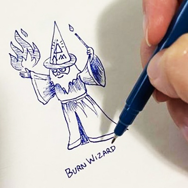 BurnWizard wizard